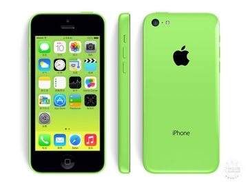 苹果iPhone 5c(16GB)绿色