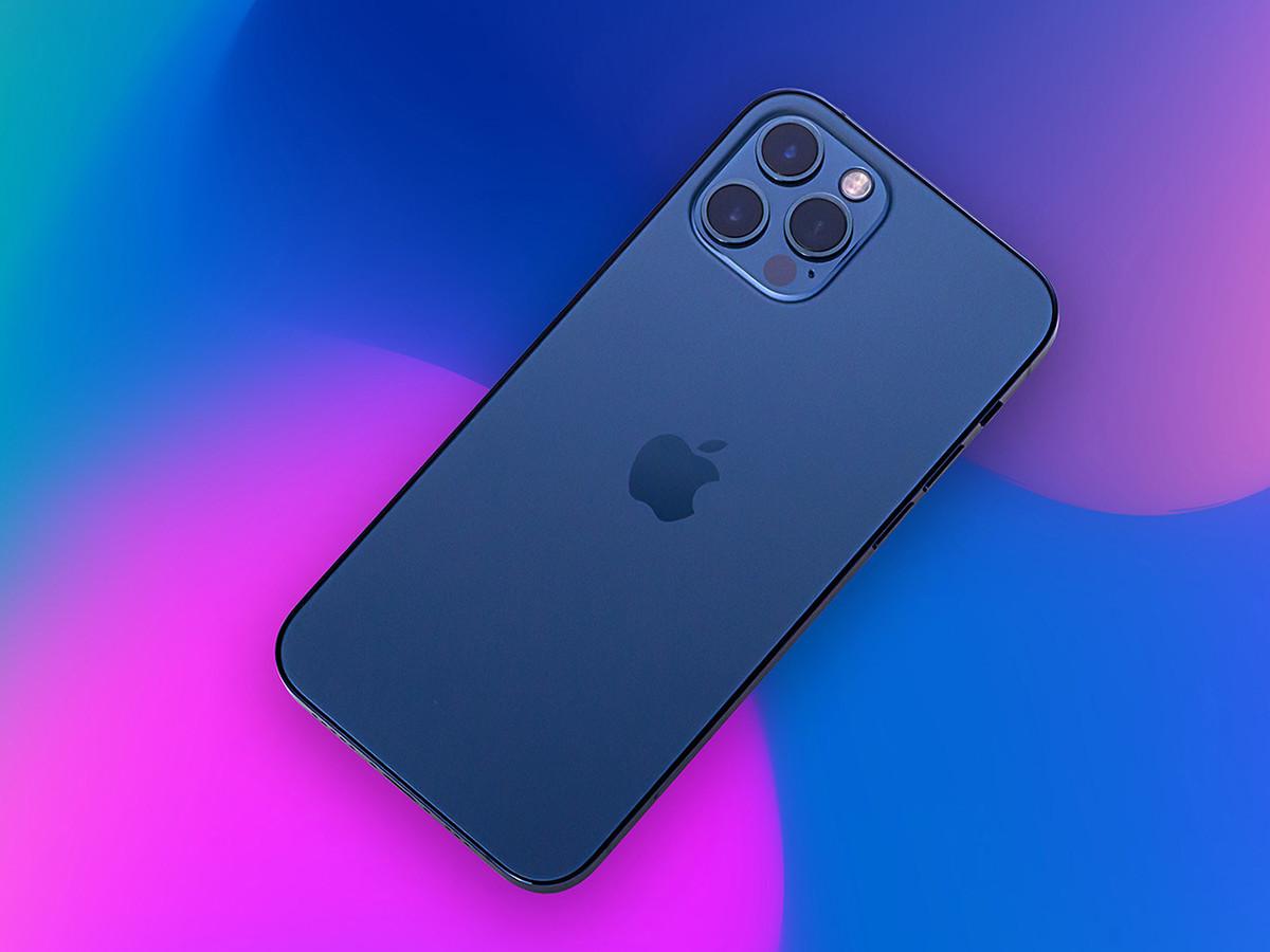 苹果iPhone12 Pro(6+128GB)