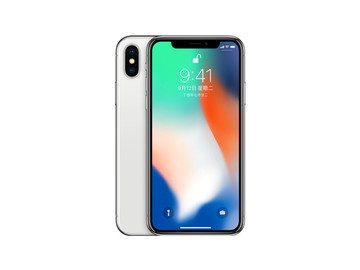 苹果iPhone X(64GB)银色