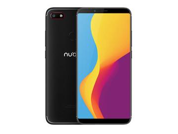 努比亚V18黑色