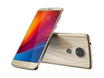 Moto e5 plus(64GB)金色
