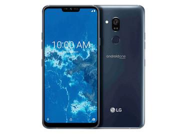 LG G7 One深蓝色