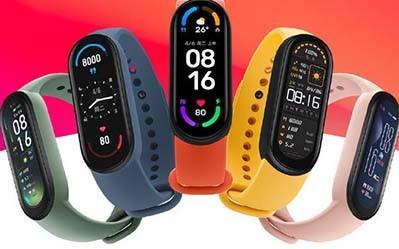 小米手環6彩色腕帶全系開售 8種顏色可選